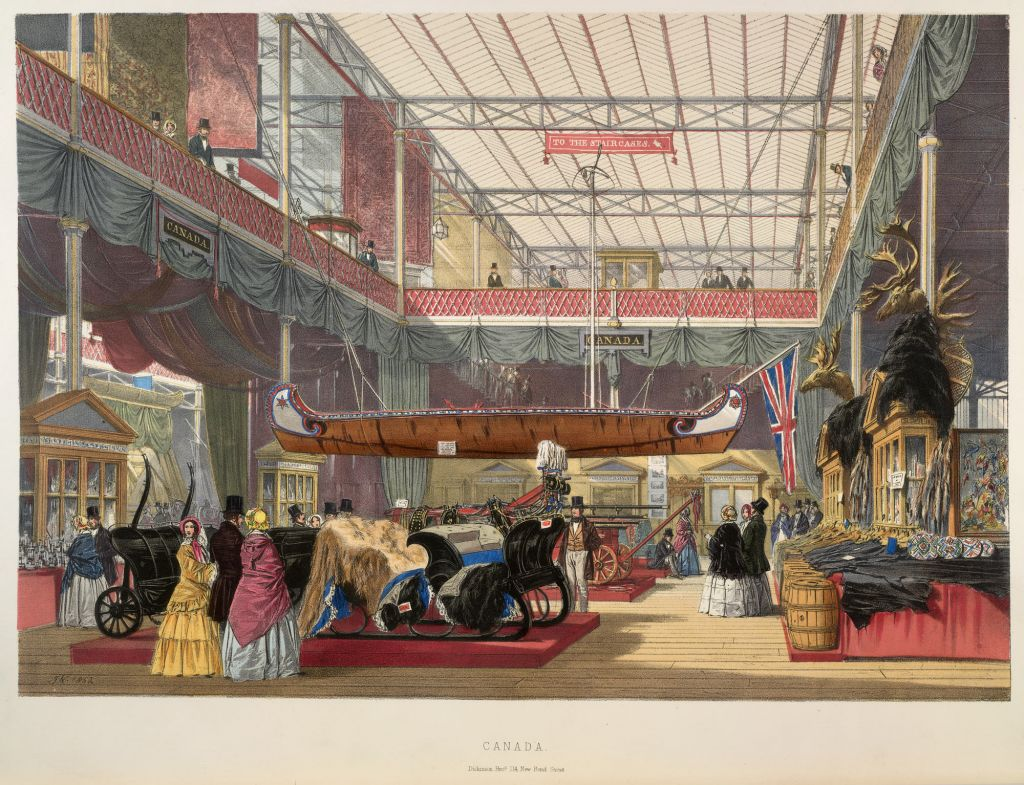 Great Exhibition, Crystal Palace, British Library